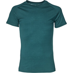 Isbjörn Big Peaks Tee Youth, emerald green